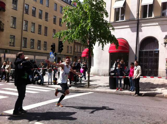 Stockholm Maraton 2014